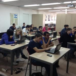 כיתות לימוד ממוחשבות